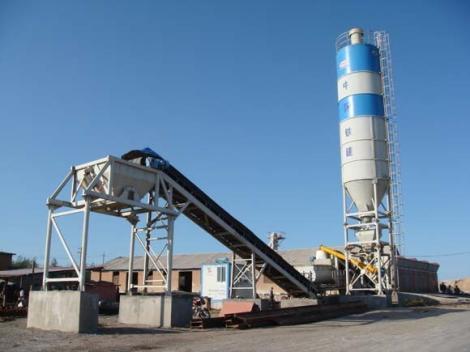 稳定土拌合站对于建站环境的要求是什么