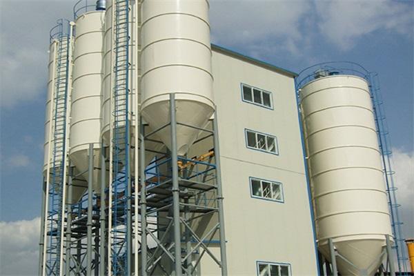 提高干粉砂浆生产线的混合均匀度方法